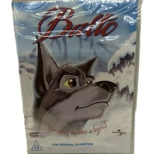 Brand New and Sealed Balto 3 DVD Set - Legend, Wolf Quest, Wings of Change