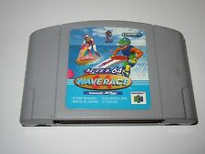 Wave Race 64 (Nintendo 64, 1996) - Japan Import