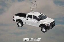 '16 '17 Dodge Ram 2500 Lifted Quad Cab Truck Christmas Ornament Cummins Diesel