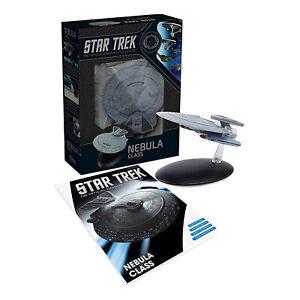 Eaglemoss Star Trek Nebula Class Die Cast Replica Retail Variant NEW IN STOCK