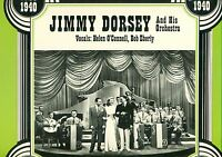 JIMMY Dorsey and His Orchestra 1939-40 Helen o' Connell Bob Eberly 12 LP (L8239)