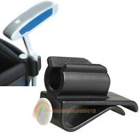Golf Bag Clip On Putter Clamp Holder Putting Organizer Club Ball Marker New