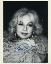 ANN SOTHERN SIGNED AUTOGRAPHED BW PHOTO GLAMOUR SHOT!