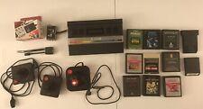 Atari 2600 Jr With 11 Games, 3 Joysticks and Accessories