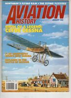 Aviation History Magazine Jan 1996 Biplanes in the Battle of Britain Clyde Cessn