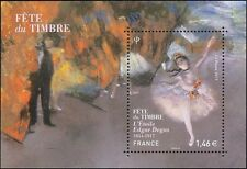 France 2017 Stamp Day/Degas/Art/Artists/Paintings/Ballet Dancer 1v m/s (n45311r)