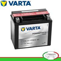 Batterie Moto 10Ah Varta 12V 150A de Allumage Powersports AGM 510012009 YTX12-BS
