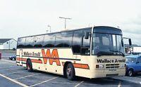 WALLACE ARNOLD F434DUG 6x4 bus photo
