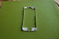 iPhone 5c  Front Frame Bezel LCD Holder Replacement Part  white