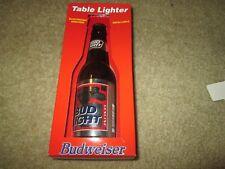 Table Lighter bud light budweiser