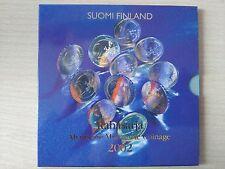 SERIE EUROS AÑO  2002   FINLANDIA    ( MB10519 )