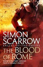 The Blood of Rome by Simon Scarrow (Hardback, 2018) New