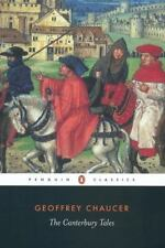 The Canterbury Tales by Geoffrey Chaucer (2003, Paperback, Revised) LIKE NEW