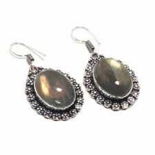 Labradorite Ethnic Jewelry Handmade Earring BE-675