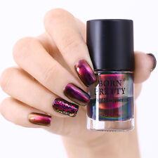 Born Pretty 9ml Nail Art Chameleon Polish Purple Fine Flakes Starry Varnish DIY