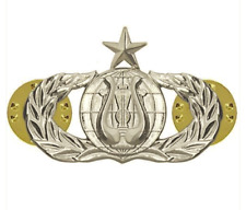 Vanguard AIR FORCE BADGE: BAND: SENIOR - MIDSIZE