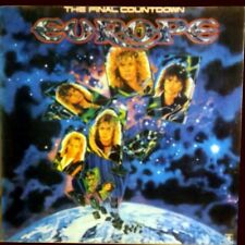 Europe - The Final Countdown - Vinyl: (Ex) Cover: (Ex) Argentina Lp