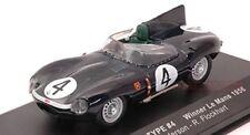 Jaguar D #4 Winner Lm 1956 N. Sanderson / R. Flockhart Re-edition 1:43 Model