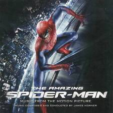 The Amazing Spider-Man / 2012 - James Horner - Sony Music - Score Soundtrack CD