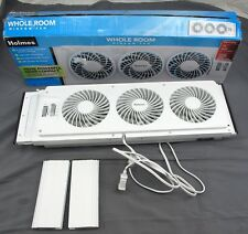 Holmes Independently Controlled 3 Blade Setting Whole Room Window Fan HWF0522M