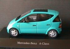 MERCEDES BENZ A140 A CLASS VERTE GREEN HERPA 1/43 NEW GERMANY GRUN METAL DIE