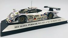 Starter 1/43 Porsche 911 GT1 #25 Le Mans 1998 SL003