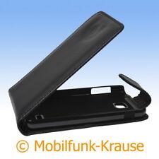 Flip Case étui pochette pour téléphone portable sac housse pour LG p875 Optimus f5 (Noir)