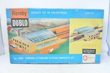 More details for hornby dublo oo gauge - 5083 terminal or through station kit - incomplete