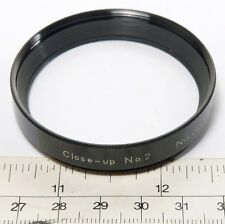 Nikon 52mm Close-Up nr 2 for macro & close-up works