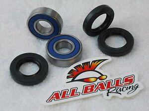 Wheel Bearing And Seal Kit~1972 Kawasaki H2 Mach IV All Balls 25-1219