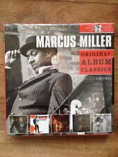 Marcus Miller:Original Album Classics 5xCD New+Sealed Tales/Free/M2 Drefuss Jazz