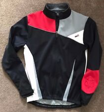WORN ONCE AGU BIKE GEAR SOFTSHELL CYCLING JACKET S SMALL COST £120
