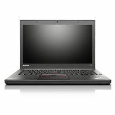 Lenovo Thinkpad T450 Notebook Intel i5-5300U 16GB RAM 256GB SSD HD+ Win 10 Pro