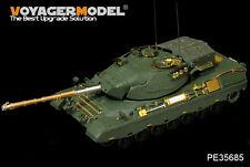 Voyager 1:35 Modern Canadian Leopard C2 MBT Gun barrel Smoke Discharger PE35685*