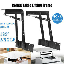 2pcs Folding Lift up Home Coffee Table Mechanism Hardware Top Lifting Frame 2020