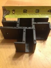 Canopy four way hinge  possible ez-up impact black in color