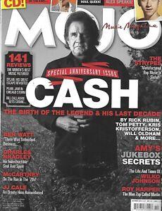Mojo Music Magazine Johnny Cash Roy Harper Janelle Monae Charles Bradley Smiths