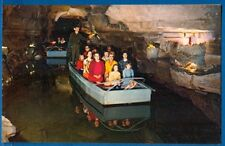 Underground Boating At Howe Caverns, Howes Cave, New York