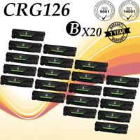 20 PK Laser Toner Cartridge CRG-126 C126 CRG-128 For Canon LBP6230dn LBP6200d