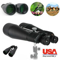 Night Vision Optics TelescopeZoom 30-260x160 Binoculars 168FT/1000YDS  Antislip
