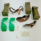 Shooting Glasses FSCM 02622 Lot US Military Protective Spectacles System