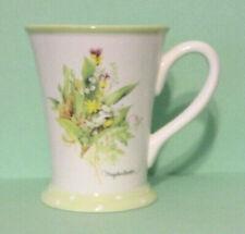 🌼 Rare New Hallmark Marjolein Bastin Floral Mug 🌼 In Mint Condition