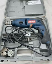 Ryobi D552h 12 Hammer Drill With Case