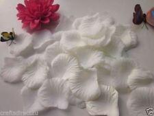 Unbranded Silk Rose Wedding Flowers, Petals & Garlands