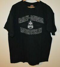 Harley Davidson Motorcycles Used POLICE T-Shirt Mens XL
