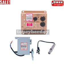 Diesel Generator Governor Adc120 Electric Actuator 24vesd5500e Speed Controller
