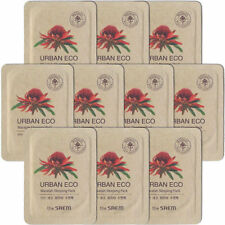 THE SAEM Urban Eco Waratah Sleeping Pack Samples 10pcs - dodoshop