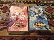 Jim Henson's Return to Labyrinth Tokyopop Volumes 1 & 3, Fantastic