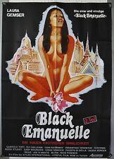 L21 - Laura Gemser - BLACK EMANUELLE 2. Teil - Original Kinoplakat