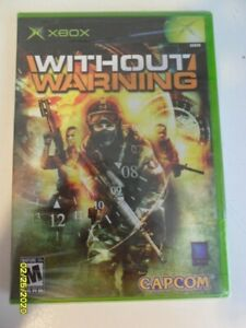 Without Warning (Microsoft Xbox, 2005)
